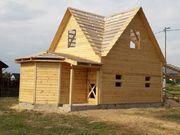 Дом/Cруб 6 на 8 Отличное качество по доступной цене